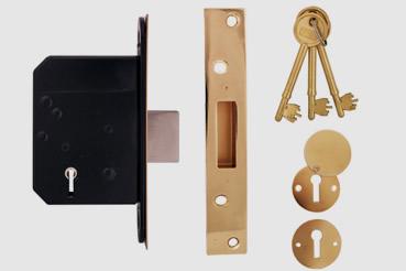 Deadlock Installation by Clapham master locksmith